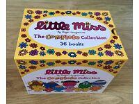 Children's Books - Little Miss Box Set