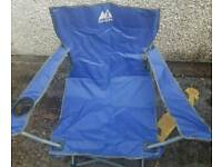 Camping chair (new)