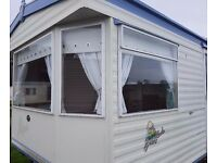 STATIC CARAVAN HOLIDAY HOME NORTH WALES PRESTATYN 3 BED 8 BERTH
