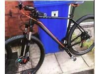 """CUBE LTD PRO 27.5"""" Mountain bike 2017 Hardtale"""