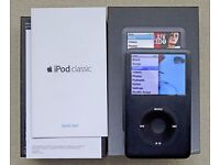 Apple iPod classic 7th Generation (Late 2009) Black (160GB) (Latest Model)