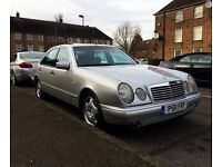 MERCEDES-BENZ E320 AVANTGARDE LOW GENUINE MILEAGE IMMACULATE CONDITION