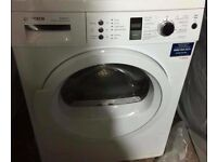 Bosch exxcell 7 self cleaning condenser new model dryer in good working condition with led display