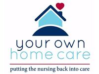 Care Assistant / Care Worker (Aylesbury and surrounding areas)