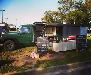 Land Rover FOOD TRUCK Newcastle Newcastle Area Preview