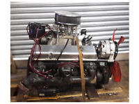 Complete V8 Chevy 305 SBC Small Block engine Ready to Run Chevrolet