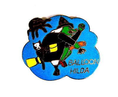 "BALLON ""SPECIAL SHAPE"" Pin / Pins - HILDA die Hexe (2333A)"