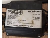 STUART TURNER engineered to excel - MONSOON Standard 3.0 bar Twin (46416)