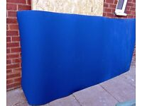 Green and Blue Notice pin/bulletin board for office walls - Good Quality