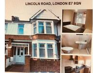 3 double bedrooms with ensuite - Forest Gate E7 - bills included