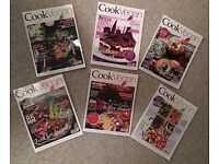 Cook Vegan Magazine Bundle - First Six Issues From 2016/17 Numbers 1 to 6