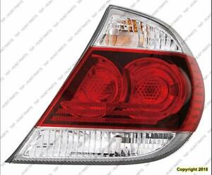Tail Light Passenger Side Se Model Usa Built High Quality Toyota Camry 2005-2006