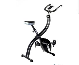 Roger Black - folding exercise bike