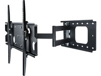 LCD, PLasma, TV Wall Bracket SWING OUT for corner or front on wall WORTH £80