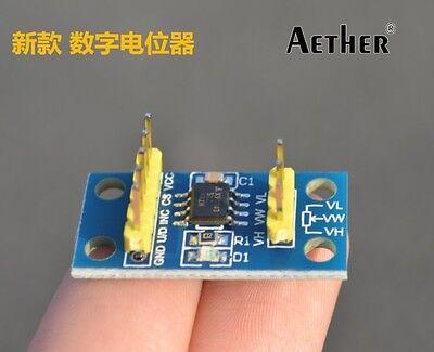 1PCS NEW X9C103S Digital Potentiometer Module for Arduino