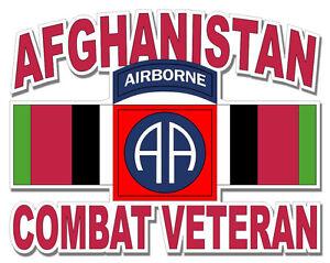 82nd Airborne Afghanistan Combat Veteran 5.5