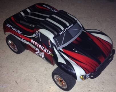 Brushless HSP 4x4 Short Course Truck RC Car SCT radio controlled