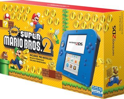 Nintendo - 2DS - Electric Blue