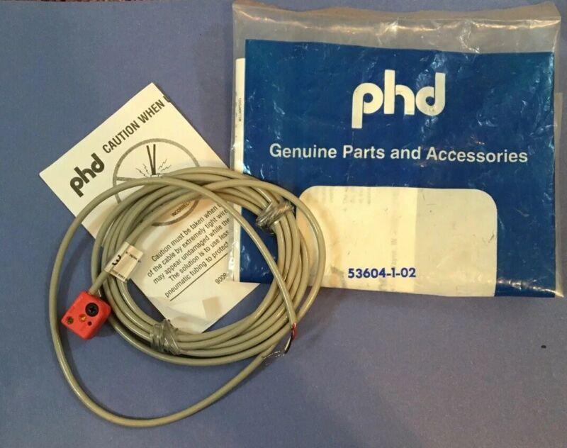 PHD 53604-1-02 Proximity Switch