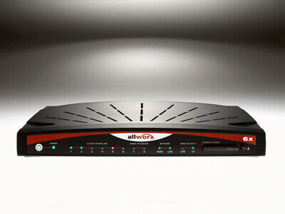 Allworx X-series 6x Ip Server W 15 Allworx 9212 Phones
