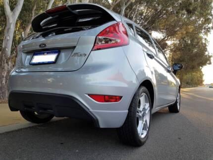 2012 Ford Fiesta Hatchback Wattle Grove Kalamunda Area Preview