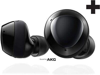 Samsung Galaxy Buds+ Plus True Wireless Earbud Headphones Black Brand New