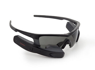 Recon Jet (Black) Smart Glasses **BRAND NEW* in OEM Packaging Clearout FREE Ship