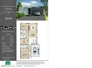 House and land package in Officer $382k FIXED PRICE Clyde Casey Area Preview