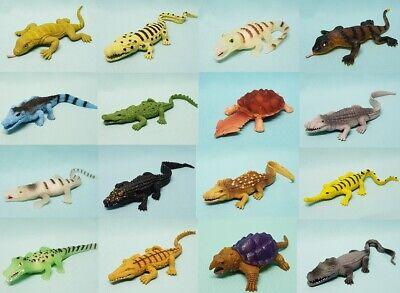 DeAgostini Krocodiles & Co. Maxxi Edition komplett Set alle 16 Figuren Krokodile