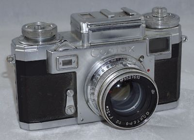 Contax IIIa Rangefinder Camera w/ Lens for sale  Shipping to India