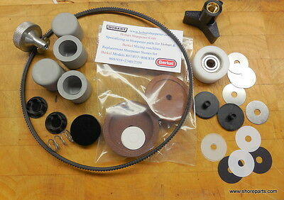Berkel 1 808-818 Repair Kit-drive-belt-carriage-knob-guard-knob-feet-plus