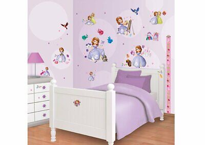 Walltastic 41523 - Wandaufkleber, Sofia die Erste /Sofia the first Wall Stickers