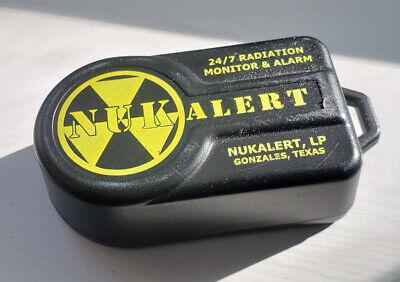 Nukalerttm Nuclear Radiation Detectormonitor Keychain Attachable Alarm