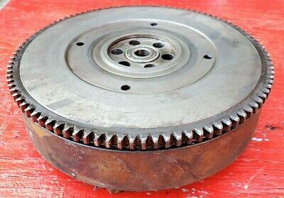 Satoh S-650g S650g Flywheel With Ring Gear