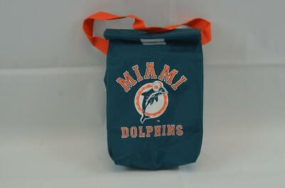 Vintage Miami Dolphins Football NFL Lunch Bag {B3} - Nfl Lunch Bag