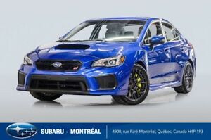 2018 Subaru WRX STi One owner, very low mileage