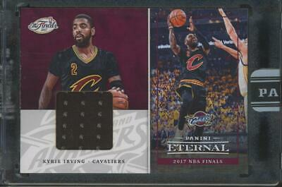 2017 Panini Eternal The Finals #PEF13 Kyrie Irving 1/25 Jersey