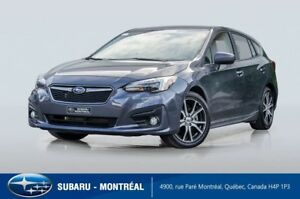 2017 Subaru Impreza Sport Hatchback One owner, lease return