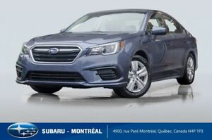 2018 Subaru Legacy 2.5i Demo, very low mileage