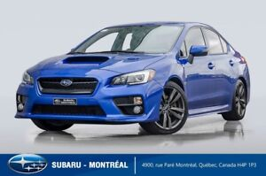 2017 Subaru WRX Sport-Tech FIRST SNOW SPECIAL DEAL!