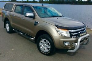2014 Ford Ranger PX XLT 3.2 Hi-Rider (4x2) 6 Speed Automatic Crew Cab Pickup Taree Greater Taree Area Preview