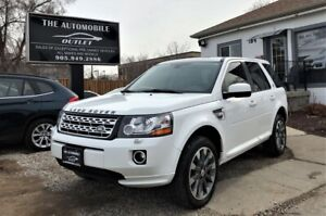 2013 Land Rover LR2 AWD HSE NAVI PANO ROOF BACK-UP CAM NO ACCIDE