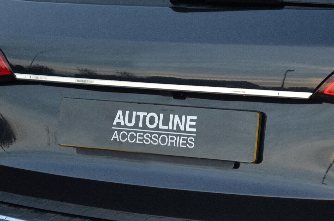 4 piezas de acero inoxidable Flexill Listones de protecci/ón para puerta de coche para Kodiaq a partir de 2016