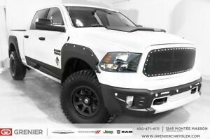 2017 Ram 1500 LIFTED+35''+BLISTEIN+6.4FT BOITE+CREW LIFTED+35''+