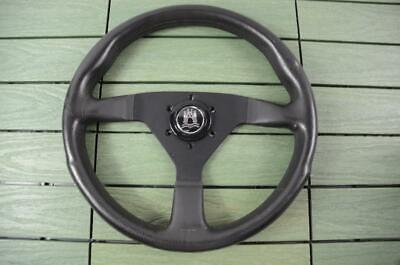 MOMO 350mm TYP 70068 V35 Steering Wheel Genuine 1989 Vintage