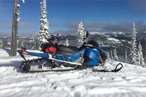 Parting out, Skidoo 2008 Summit 800