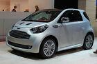 Basis für Aston Martin Cygnet-e?