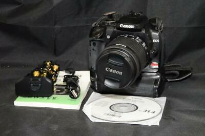 Canon EOS Rebel XTi Digital SLR Camera with 18-55mm EF-S IS Lens