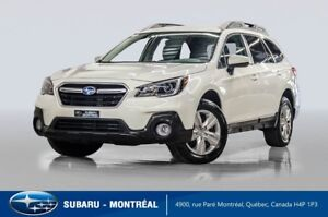 2018 Subaru Outback 2.5i 338$/month +taxes! 0$ down  WITH LEATHE