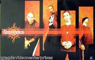 Godsmack 23x35 Voodoo Era Group Poster 2000